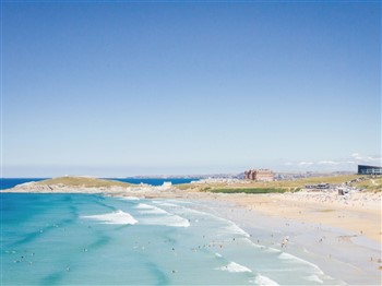 Cornwall on the South-West Coast