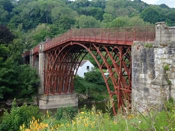 The Ironbridge Gorge-ous Shropshire